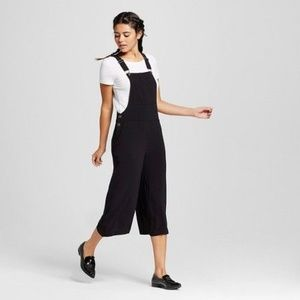 Black Overall Jumpsuit